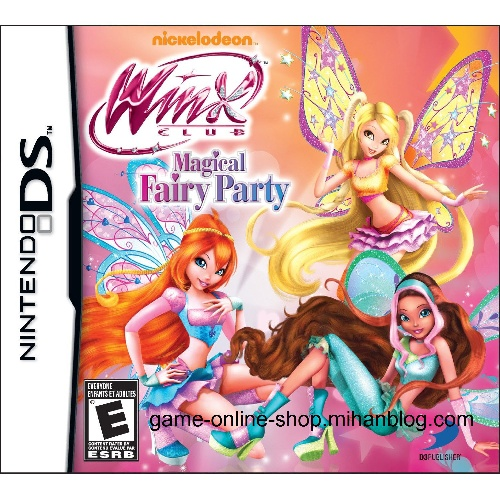 بازی Winx Club Magical Fairy Party